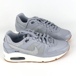 Nike Air Max Command PRM Sneakers Size 8